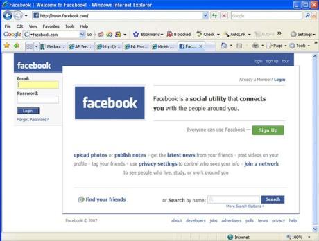 pict facebook